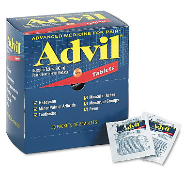 Advil Tablets Image