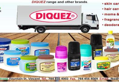 Diquez Product Range