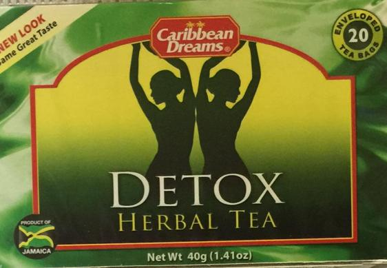 Caribbean Dreams Detox Herbal Teas Image