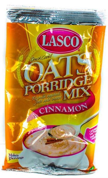 Lasco Instant Oats Porridge Image