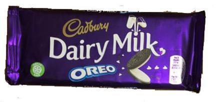 Cadbury Oreo Image