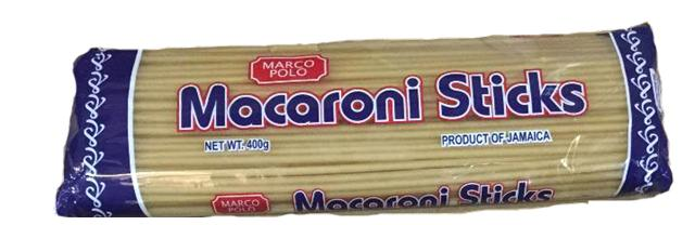 Marco Polo Macaroni Sticks Image