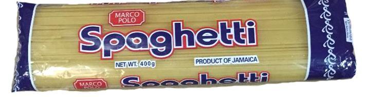 Marco Polo Spaghetti Image