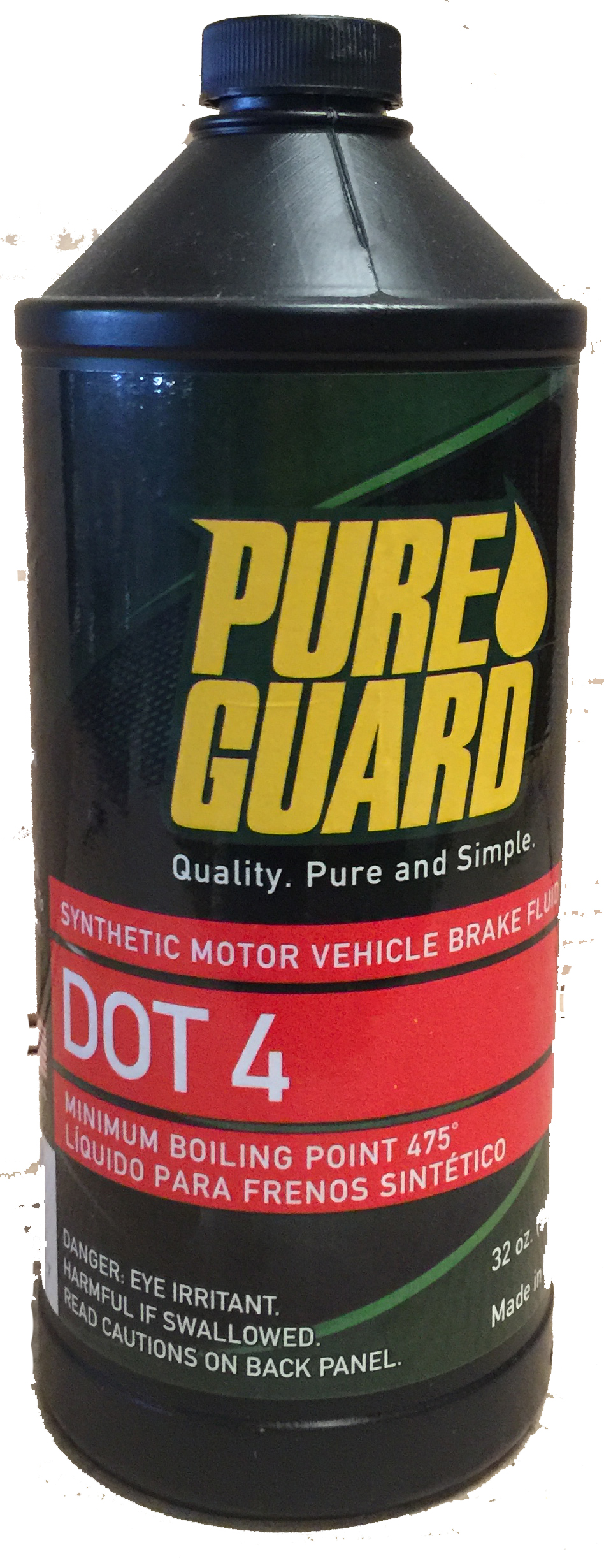 Pure Guard Dot 4 Break Fluid Image