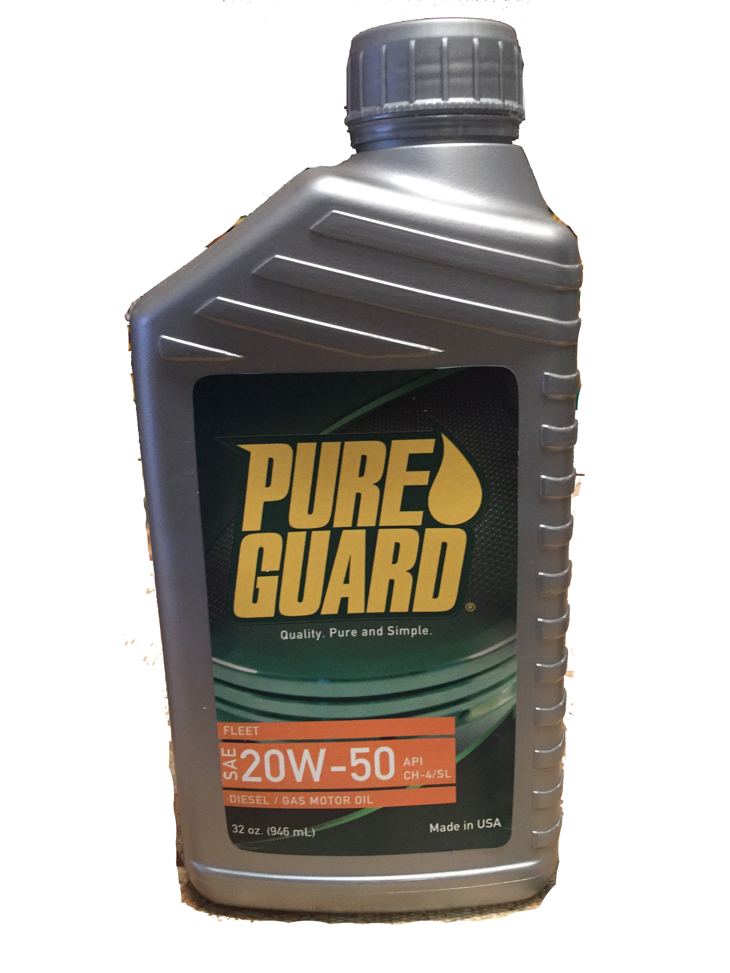 Pure Guard 20W-50 Image